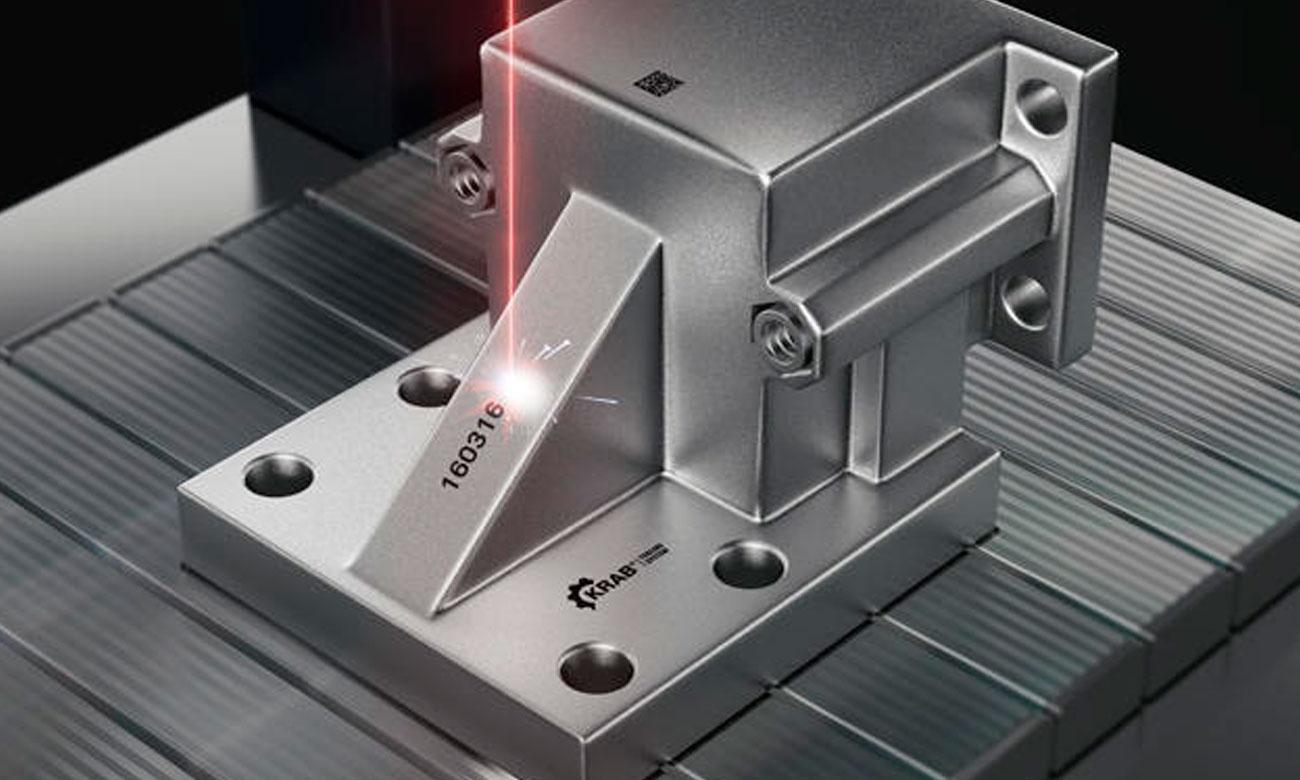 Процесс лазерной гравировки металла