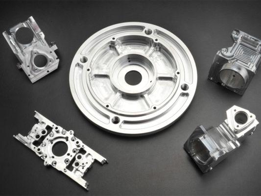 Пример изготовления металлических деталей