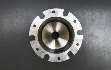 Пример детали токарно-фрезерных работ