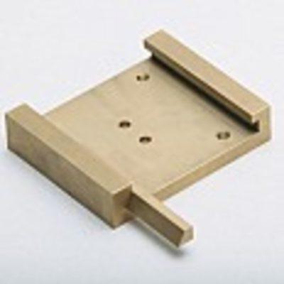 Пример изготовления деталей фрезерованием