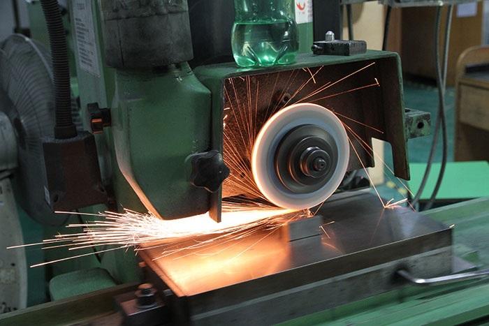 Процесс плоскошлифовальной обработки